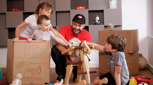 Hiring Commercial Movers